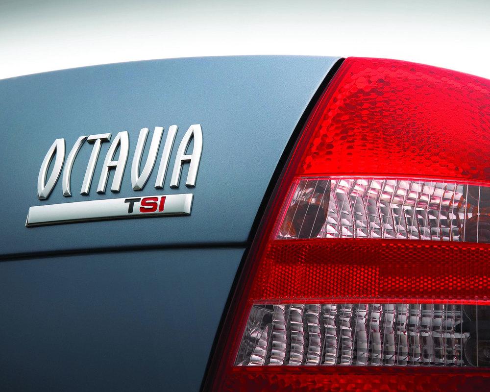 Skoda Octavia Mk2 (2004-2013)