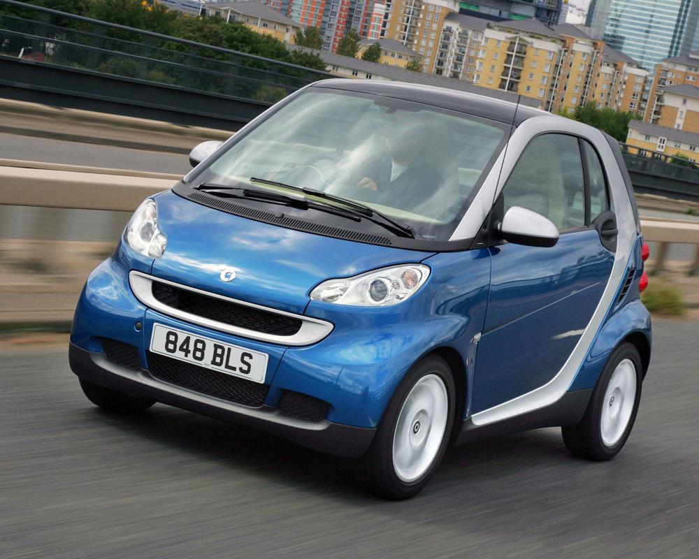 Smart ForTwo Mk2 (2007-2015)