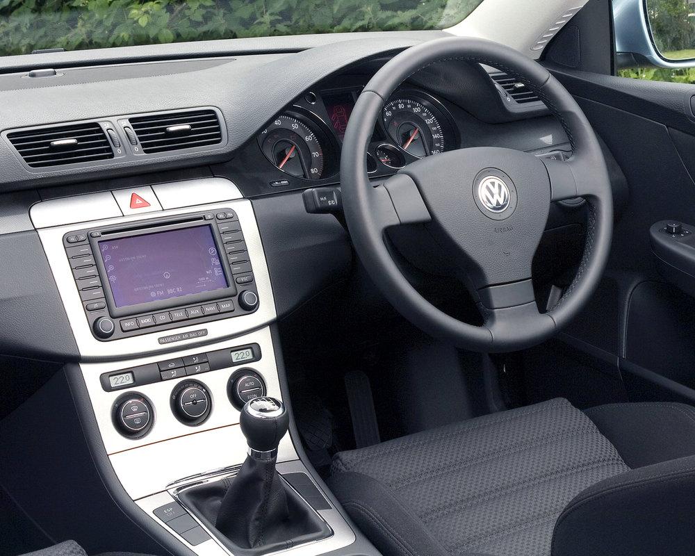 Volkswagen Passat Mk7 (2005-2010)