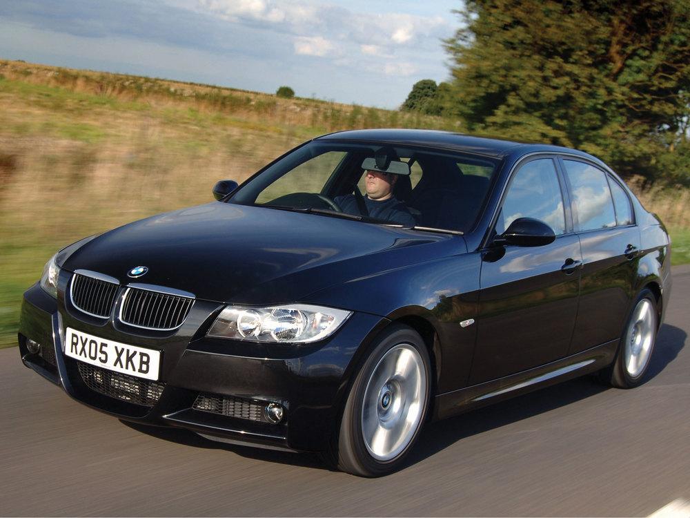 BMW 3-Series E90 (2005-2012)