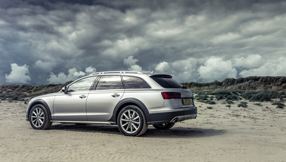 Audi adds Sport trim to A6 allroad