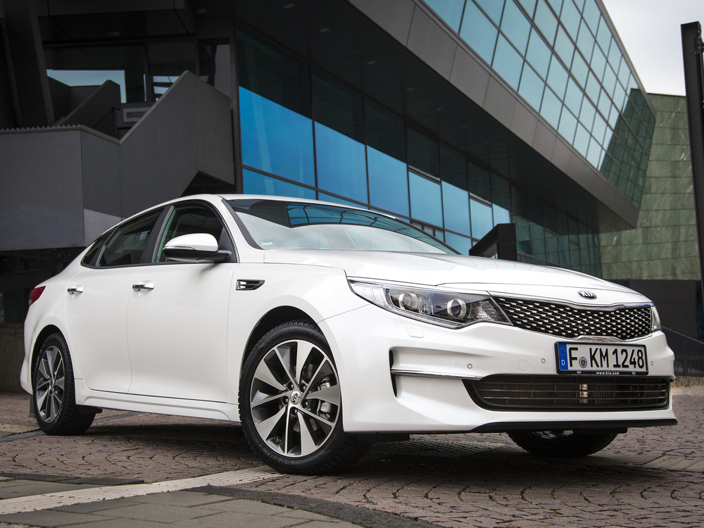 Kia confirms all-new Optima pricing and spec