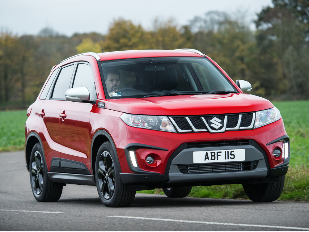 Suzuki adds Vitara 'S' model