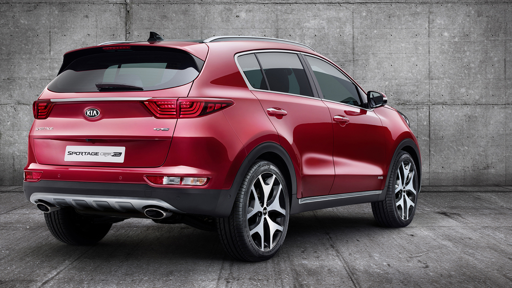 All-new Kia Sportage set for Frankfurt debut