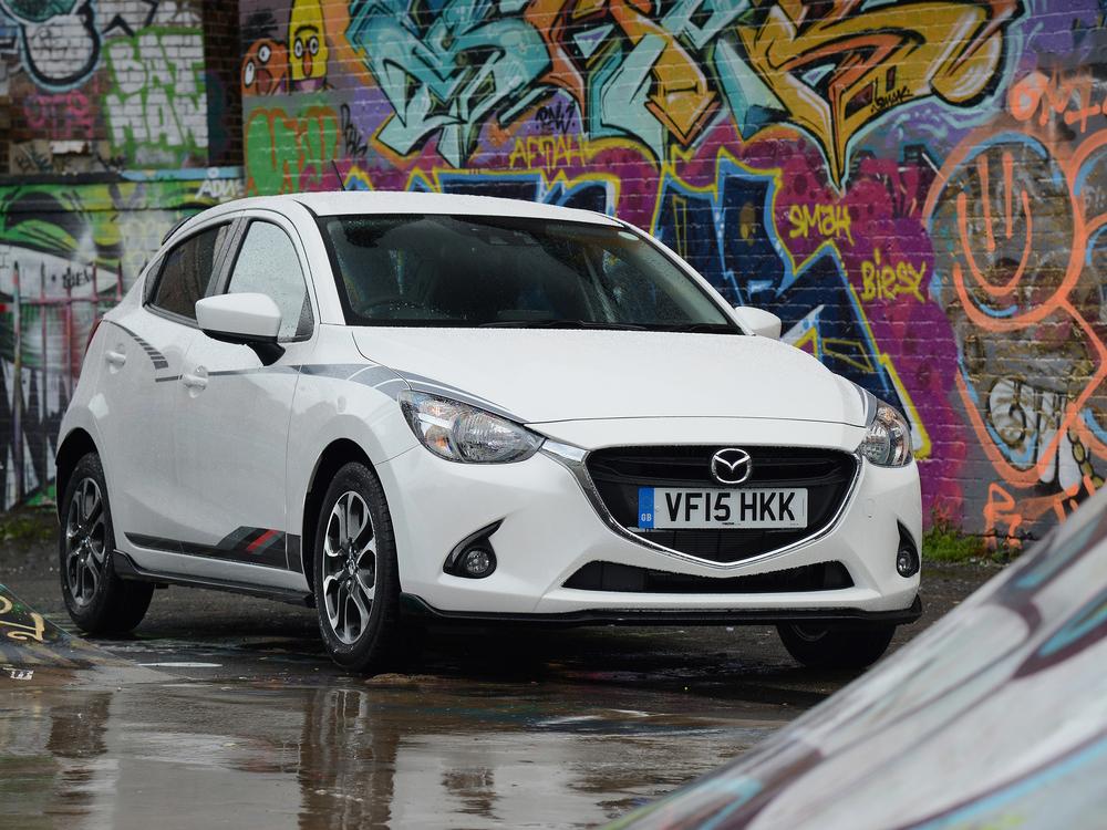 Mazda2 Sport Black special edition revealed
