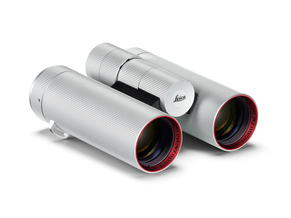 Limited Edition Zagato binoculars by Leica