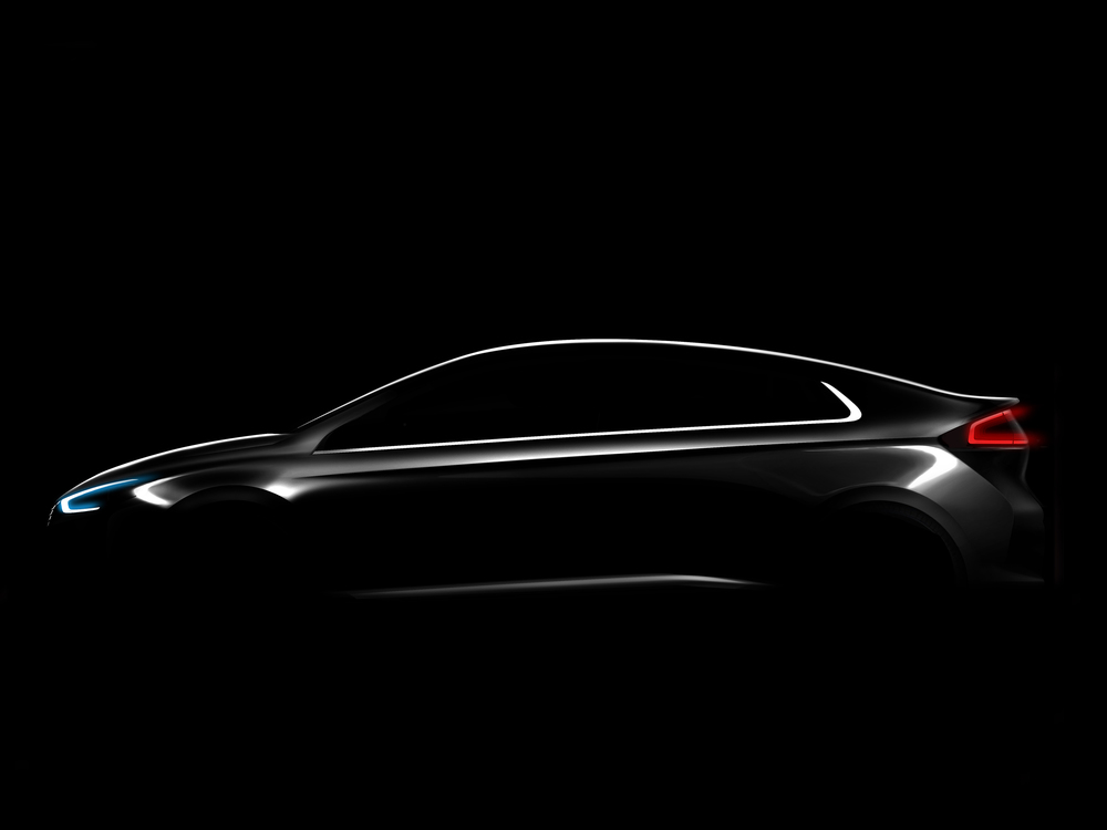 Hyundai confirms new IONIQ eco-car
