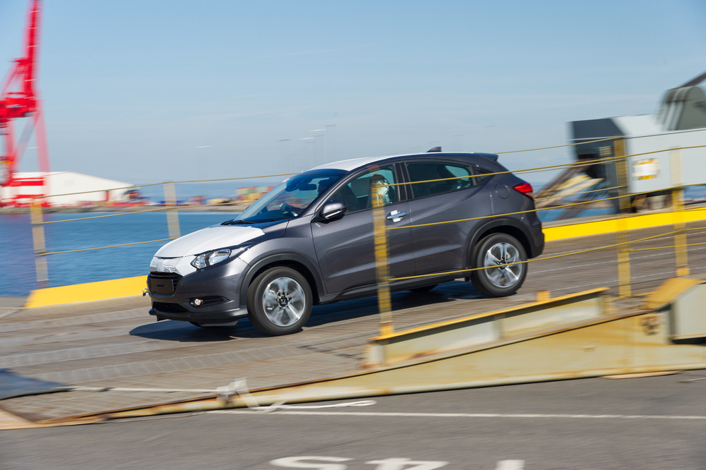 All-new Honda HR-V lands in the UK