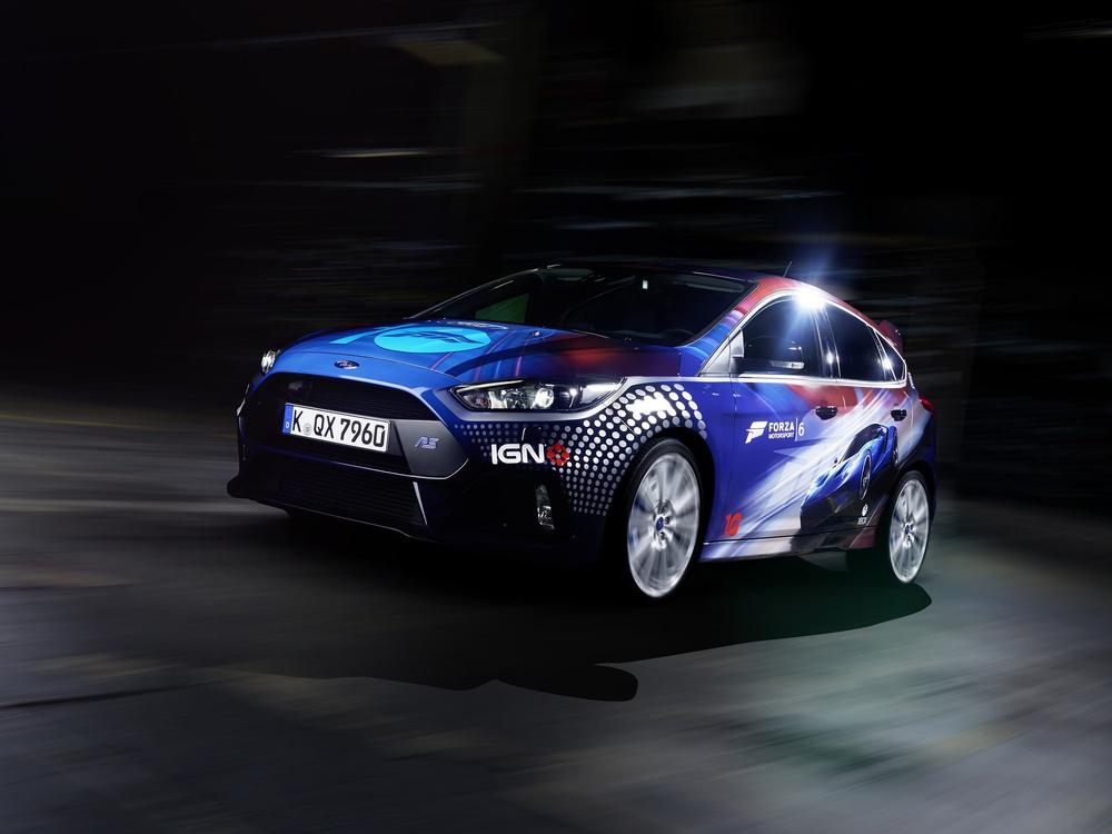 Forza Focus RS heads to Gamescom