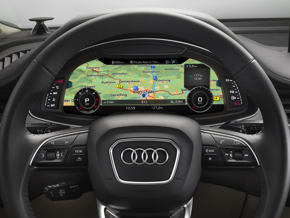 German car giants jointly buy Nokia mapping service