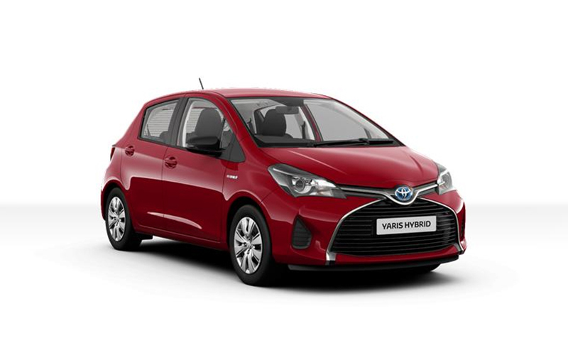 Toyota Yaris Hybrid gets Active and Sport models