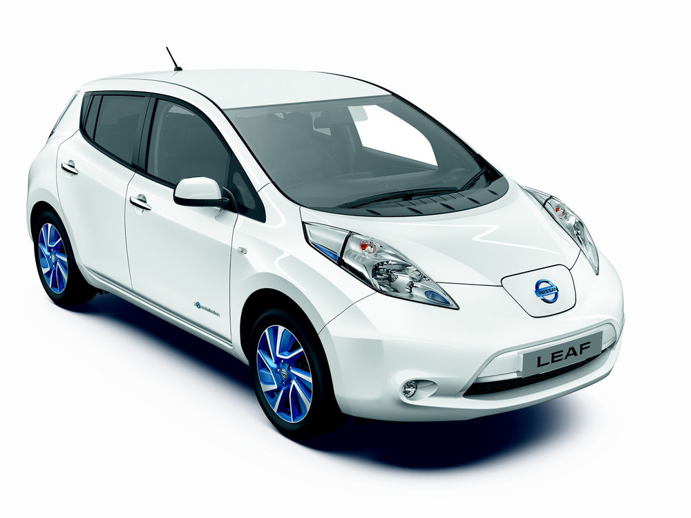 Nissan adds Acenta+ to LEAF range