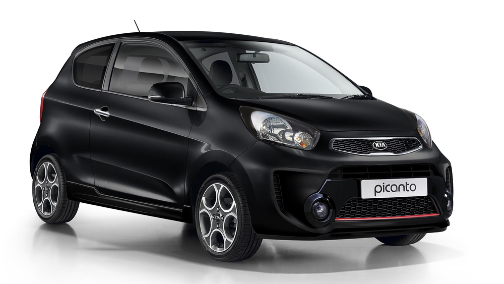 Kia adds 'Chilli' Picanto models