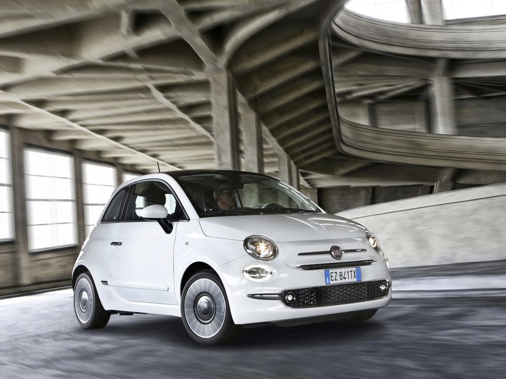New Fiat 500 revealed