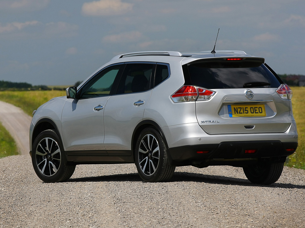 Nissan X-Trail gets new frugal engine