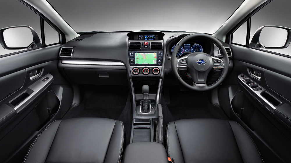 Subaru XV gets new upgrades and tech