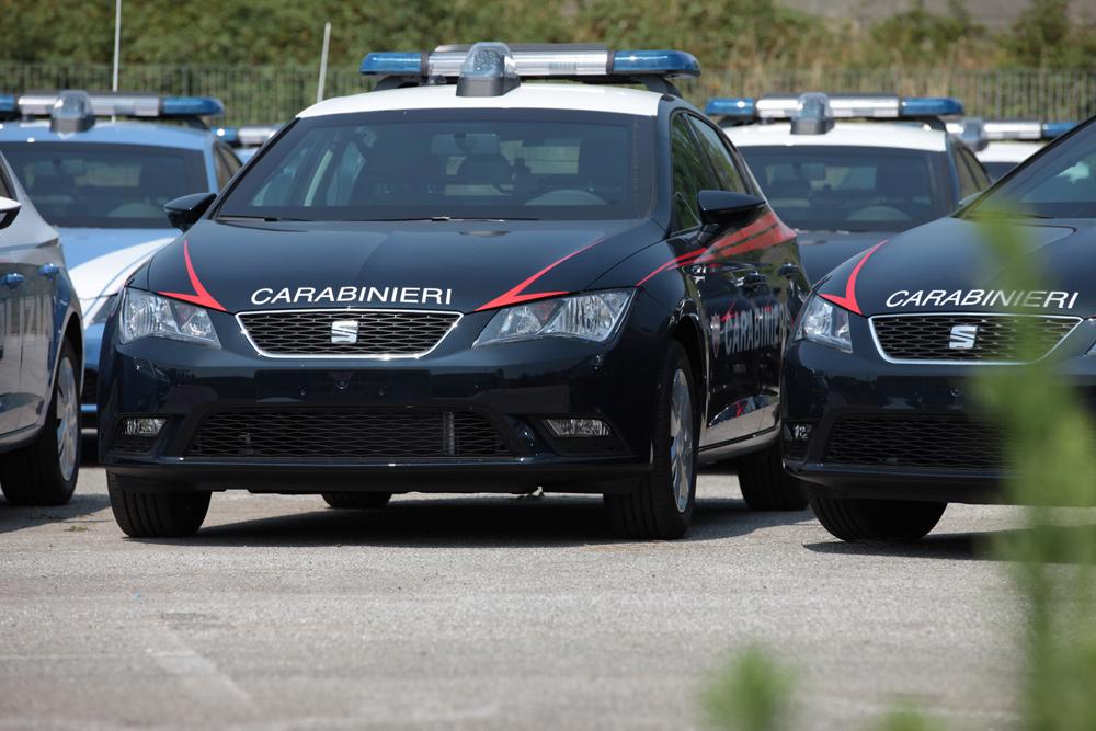 Italian Police chooses SEAT Leon