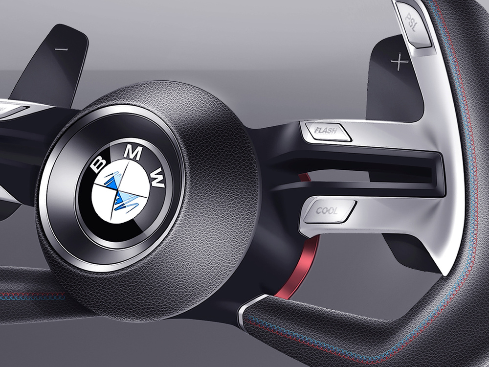 BMW concept cars to break cover at Monterey