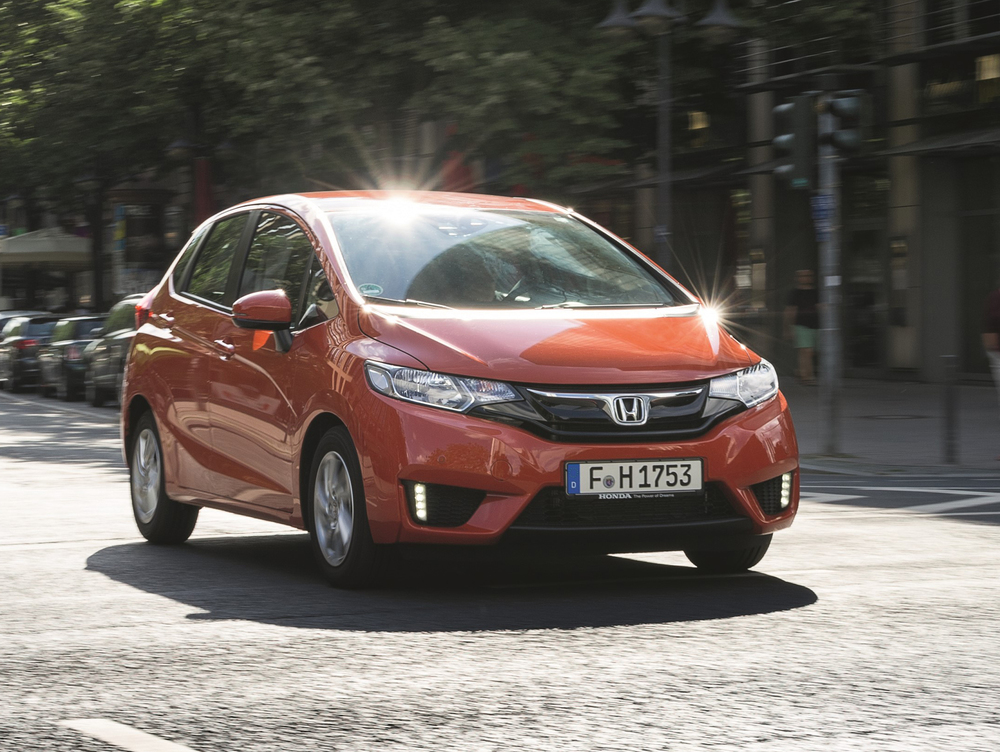 Honda reveals all-new Jazz