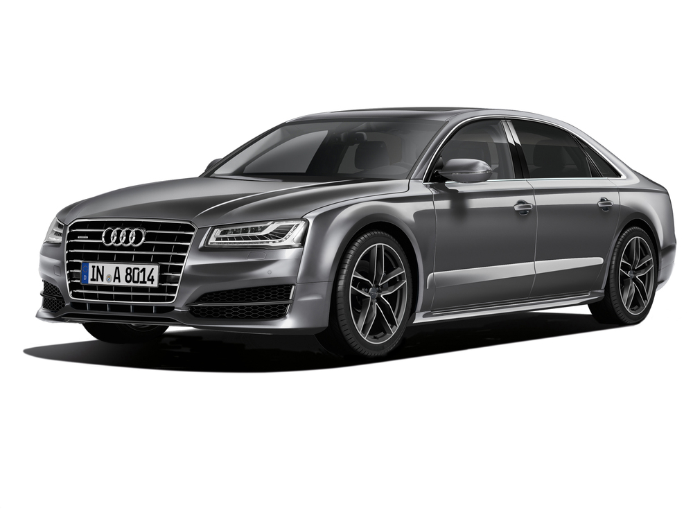 Audi unveils limited A8 Edition 21