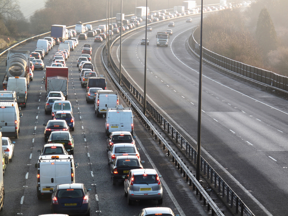 Traffic and breaking down are biggest worry on holiday