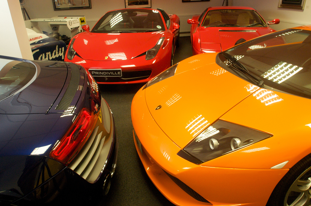 Kensington Council plans Supercar crackdown