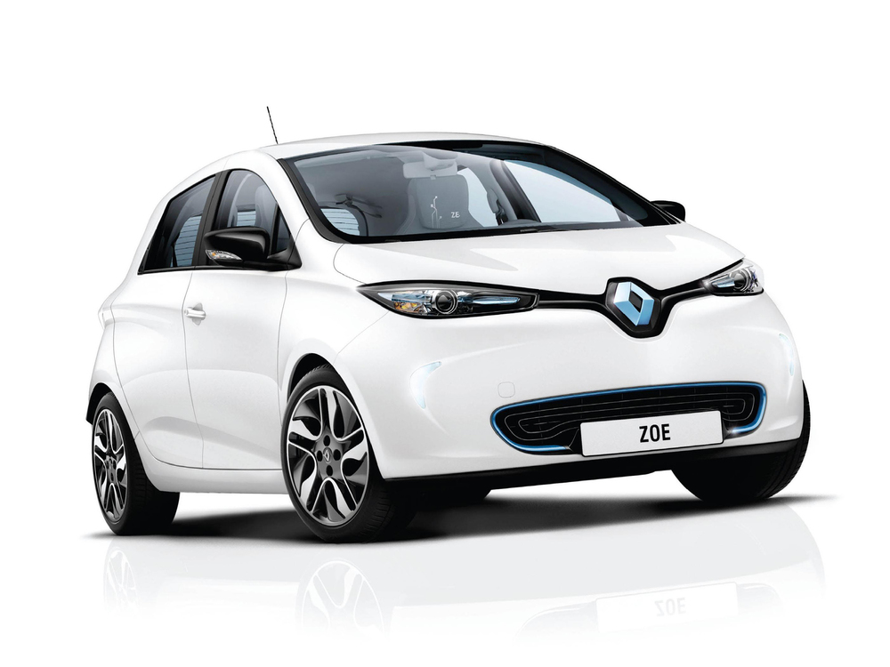 Renault ZOE now includes free domestic charging-box