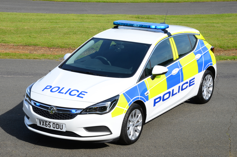 Vauxhall signs Police deal