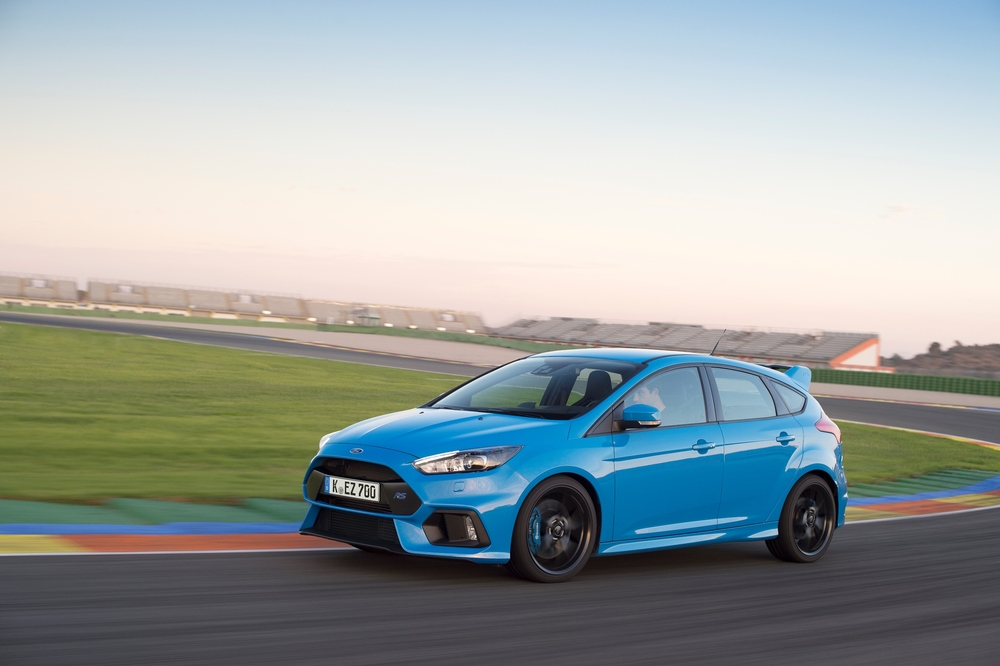ford focus rs first drive new car net. Black Bedroom Furniture Sets. Home Design Ideas