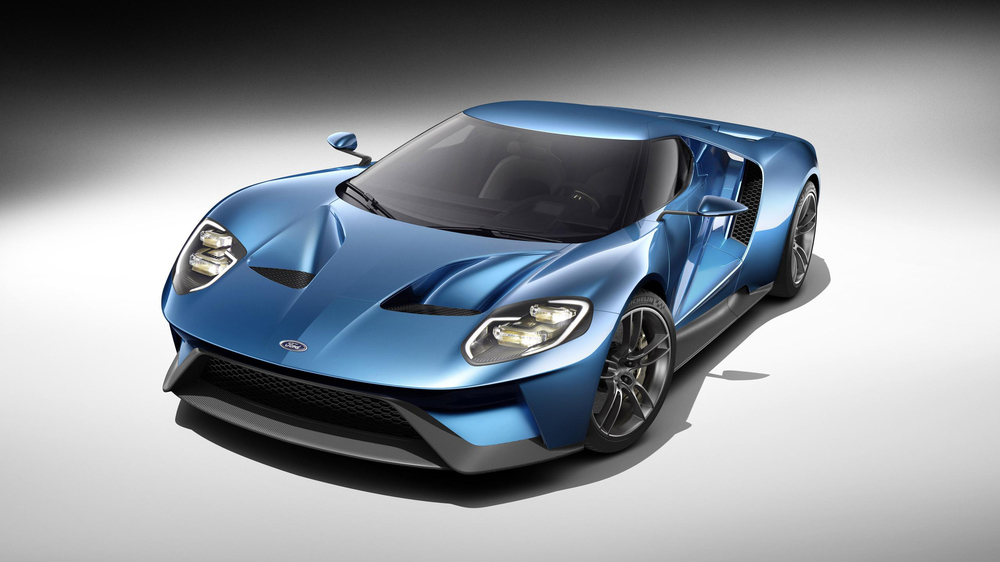 The all-new Ford GT uses lightweight materials, including carbon fibre.jpg