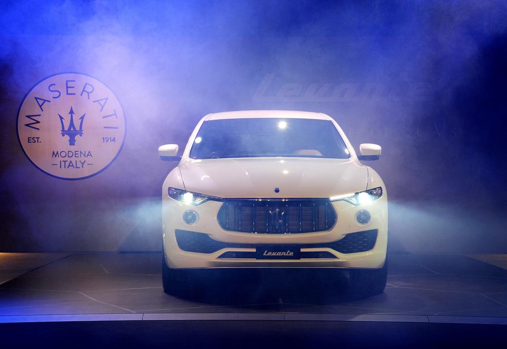 Maserati Levante reveal.JPG