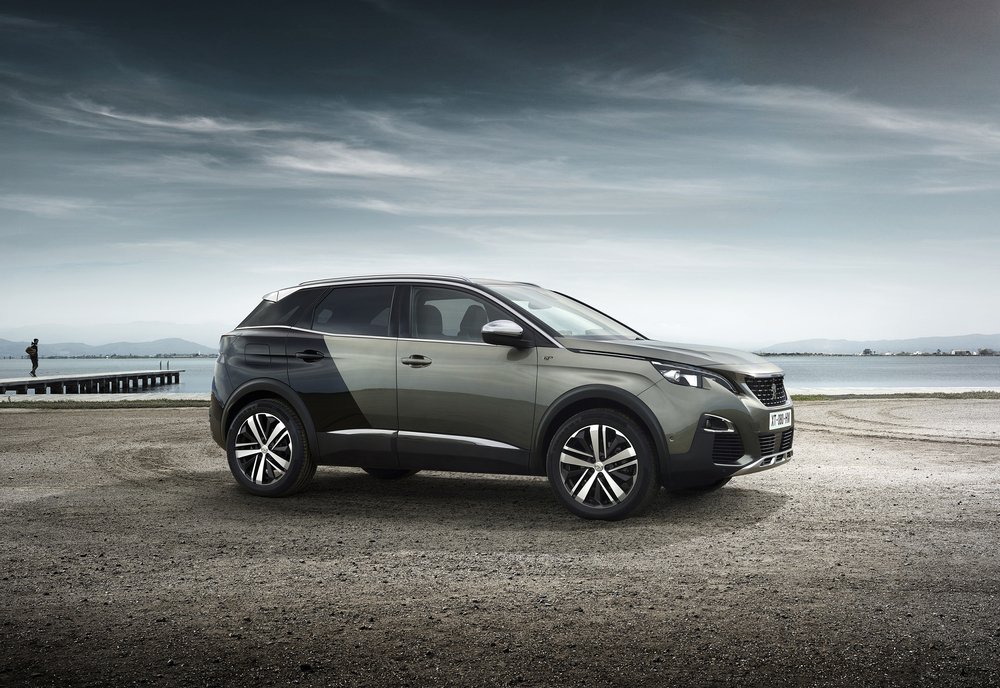 Peugeot to top 3008 range with GT model — New Car Net