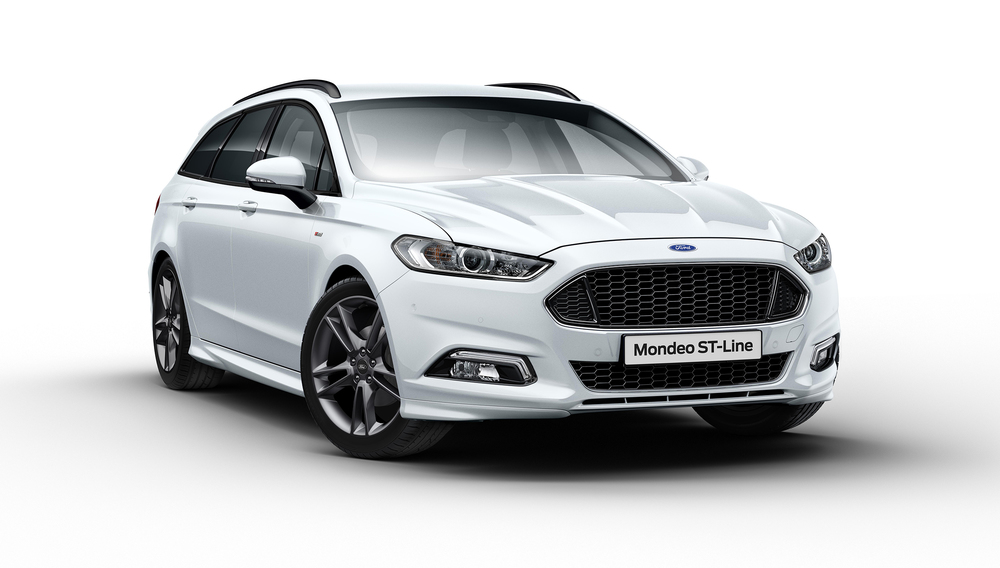 New Ford Mondeo ST-Line debuts on Ford 2016 Goodwood Festival of Speed stand.jpg