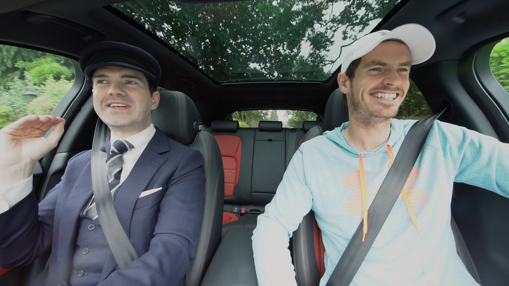Jimmy Carr and Andy Murray in the All-New Jaguar F-PACE.jpg