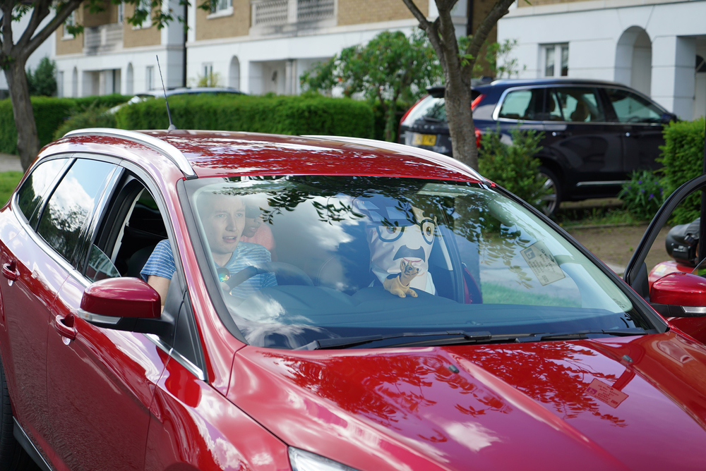 Two thirds of young people saying they are more relaxed with their driving during the holiday months.jpg