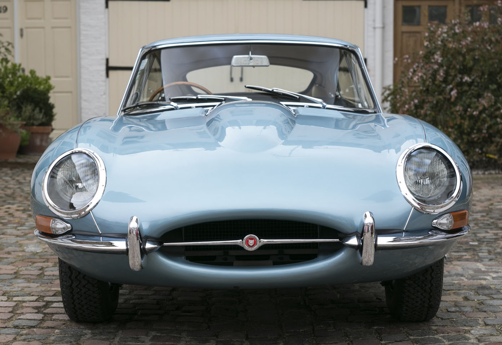 2. Jaguar E-Type FHC-front.jpg