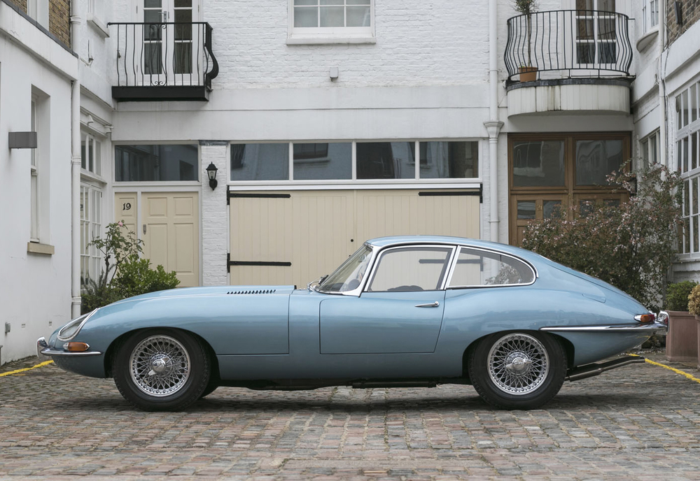 3. Jaguar E-Type FHC side.jpg