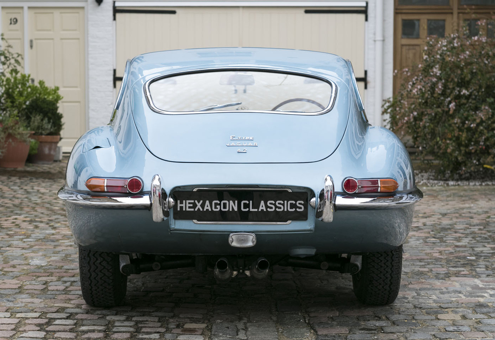 4. Jaguar E-Type FHC-rear.jpg