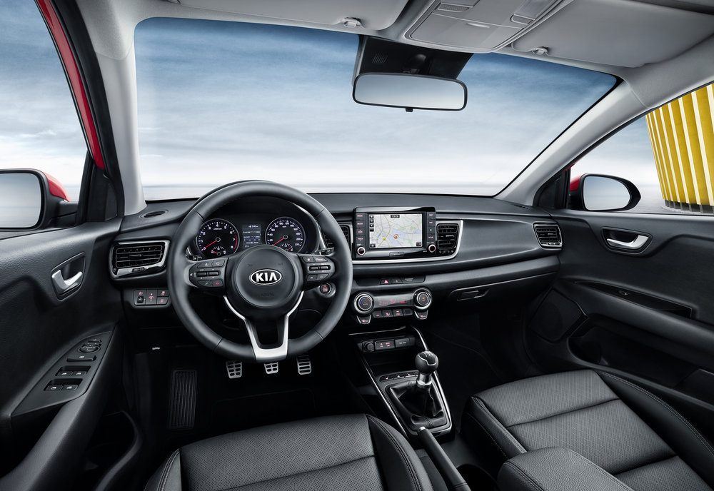 4th Generation Kia Rio_interior.jpg