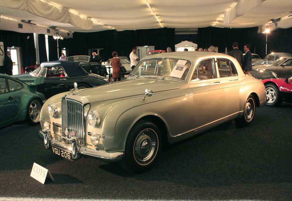 1957 Bentley S1 Continental Sports Saloon