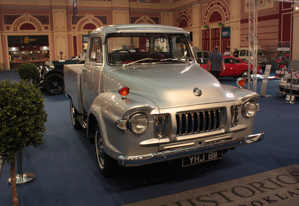 1961 Bedford J10 Pick Up