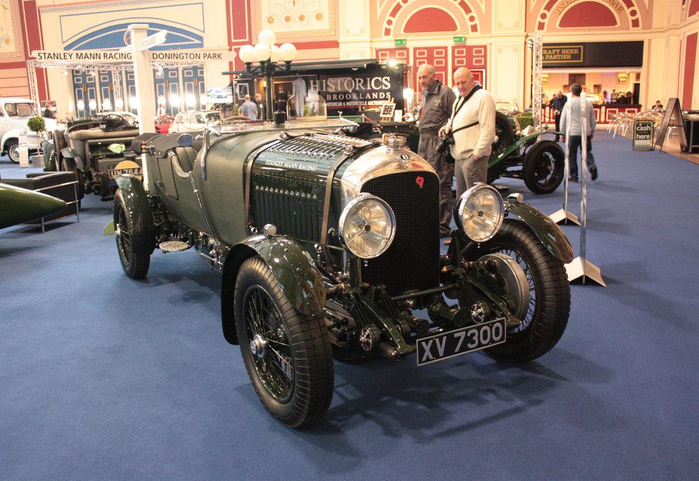 Classic Bentley Racer