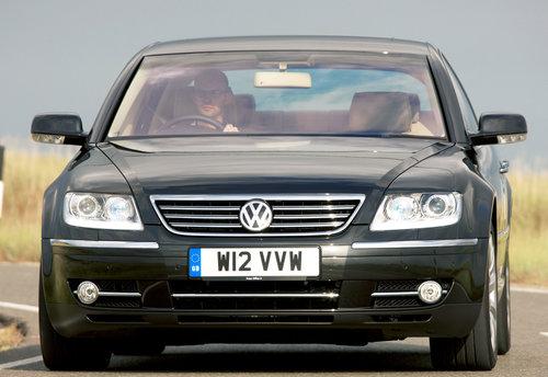 Volkswagen Phaeton 2003 2015 New Car Net