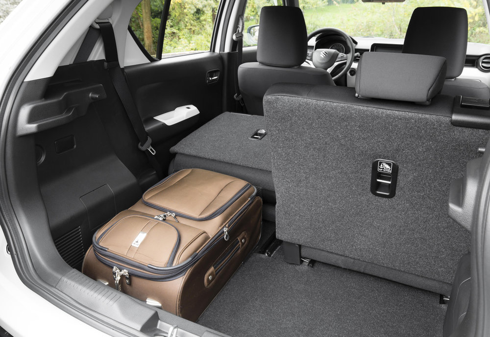 Image result for Ignis Seats and Space