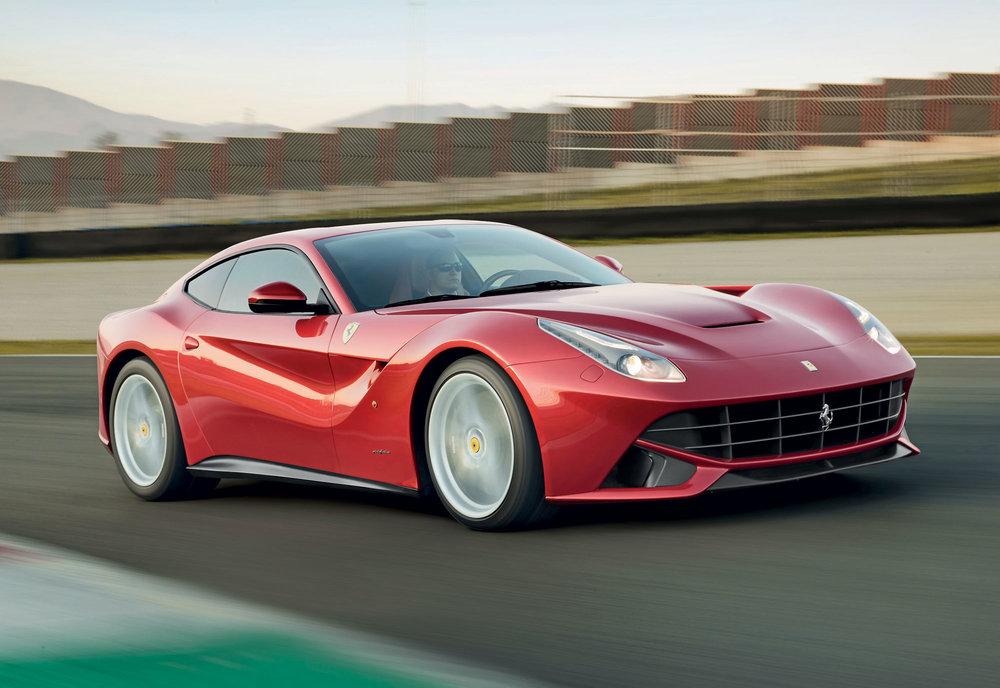 5. Ferrari F12 Berlinetta