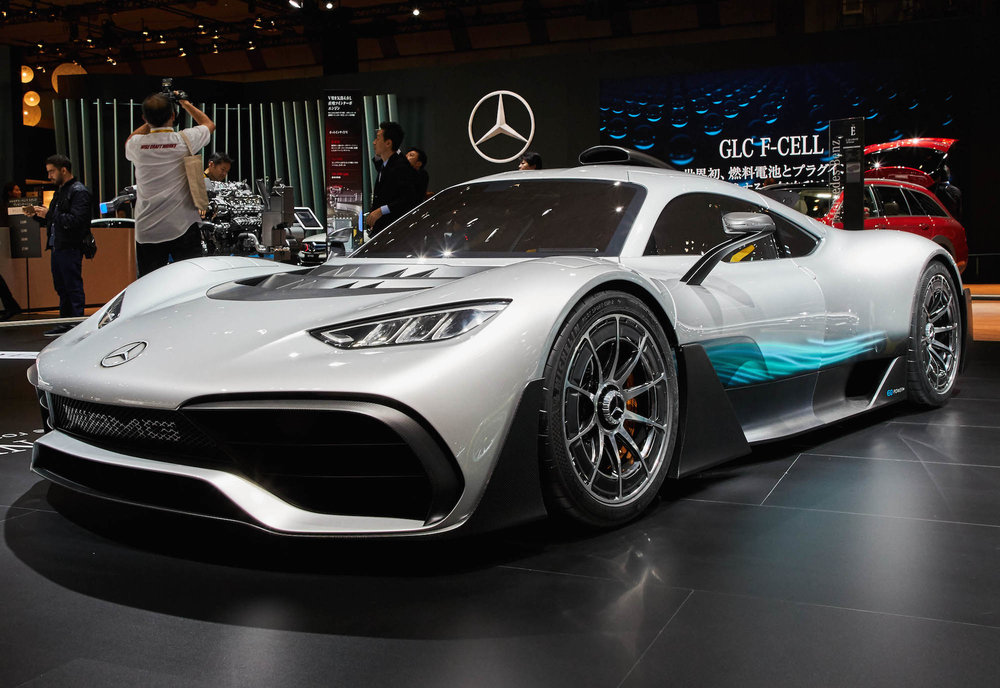 Mercedes-AMG Project