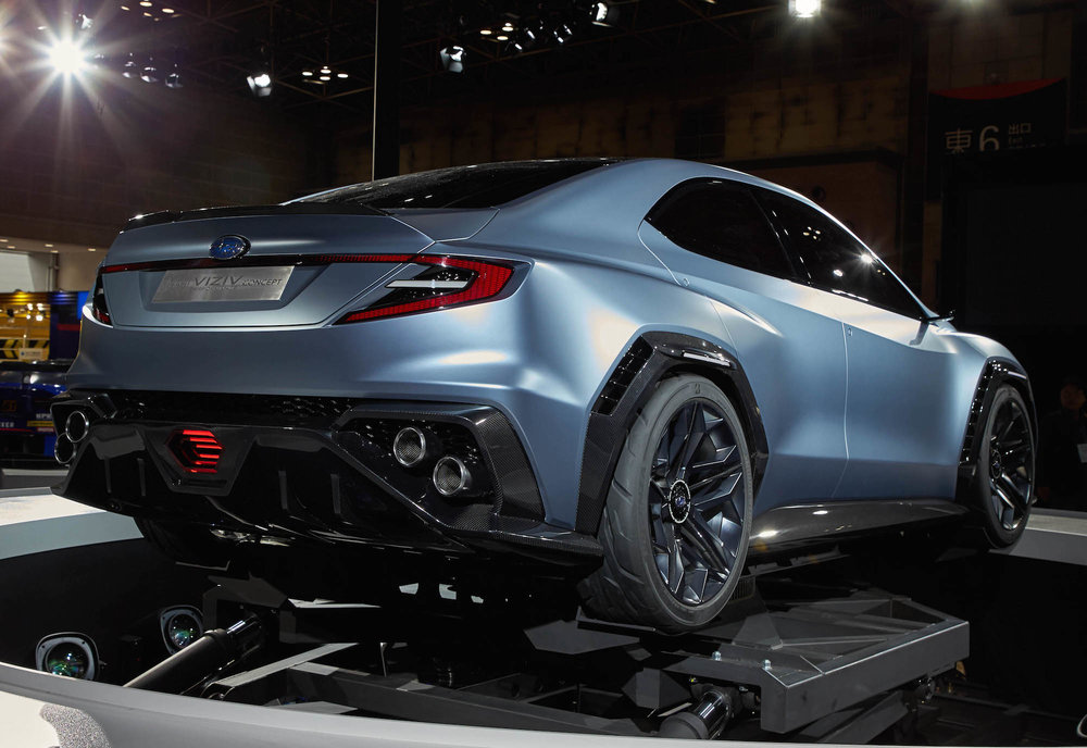 Subaru VISIV Concept