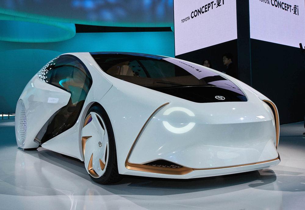 Toyota Concept-i Series