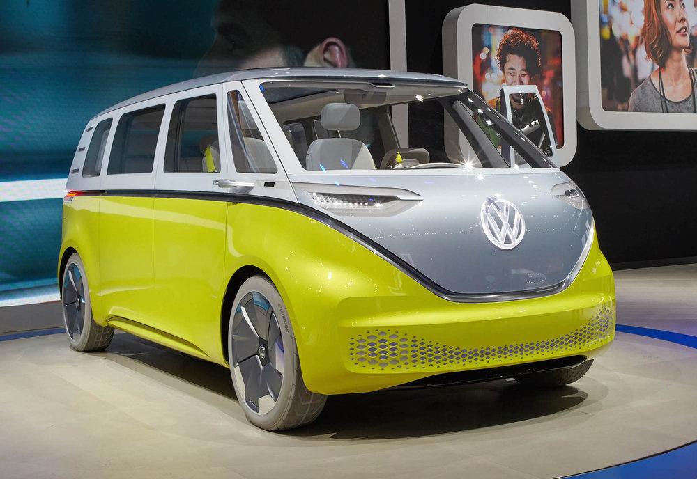 VW I.D. Buzz Concept