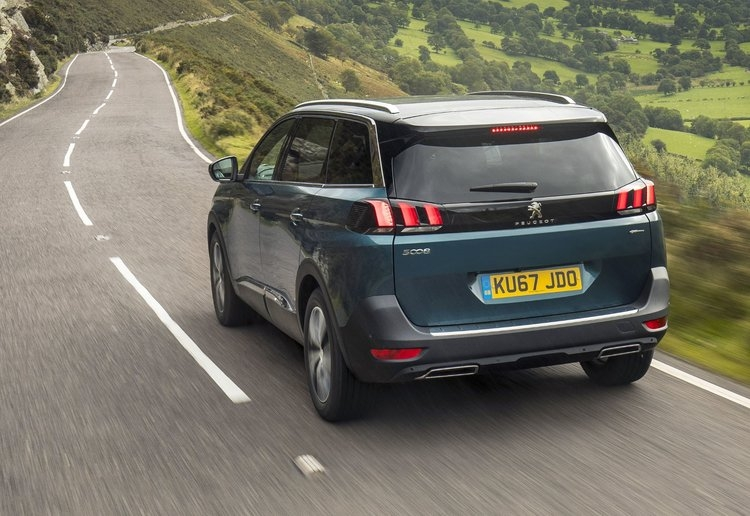 Peugeot 5008 SUV - Read the First Drive report...